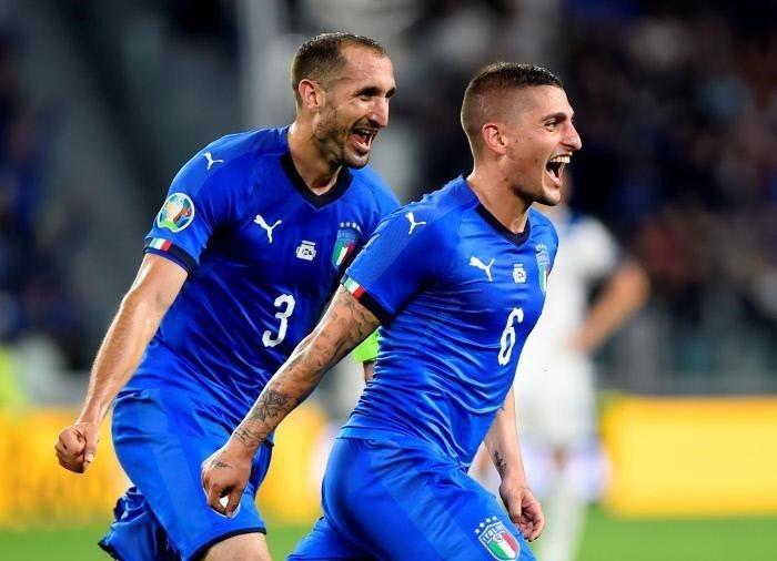 Jusqu'ici invaincues, la Belgique et l'Italie s'affrontent en quarts de finale de l'Euro 2020